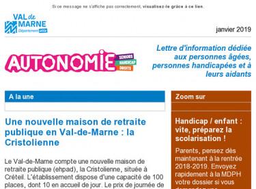 [Autonomie] Vite! Rentrée scolaire et handicap / Vie sexuelle et autisme / Nouvelle Ehpad à Créteil