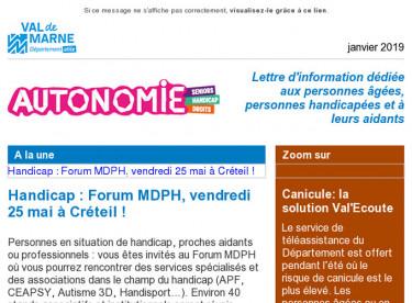 [Autonomie] Forum MDPH : J-7 / Canicule : la solution Val'Ecoute / Rechercher une maison de retraite