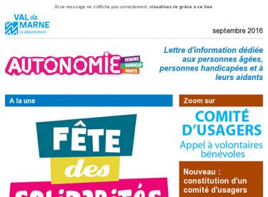 Fête des solidarités / Comité d'usagers / SAI / CLIC'afé