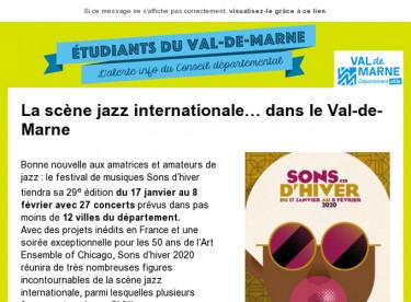 La scène jazz internationale… dans le Val-de-Marne