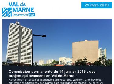 Renouvellement urbain, plan 500 places en crèche : des projets qui avancent en Val-de-Marne !