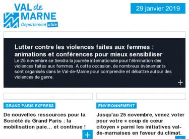Lutter contre les violences faites aux femmes / Grand Paris Express / ESS / Associations étudiantes / Archéologie