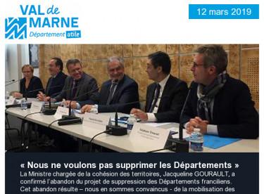 Departement Utile / Climat / Festival / Emploi / Petite enfance / Colloque / Conseil départemental