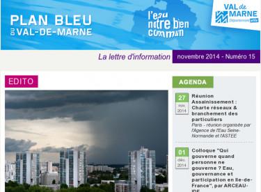 Plan bleu - Il pleut en ville, et alors ?