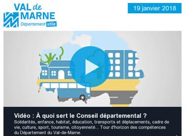 Conseil départemental / Maison des Syndicats / Plan étudiants / Ecrans Documentaires / MAC VAL