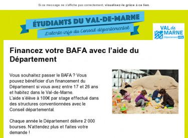 L'aide au BAFA !
