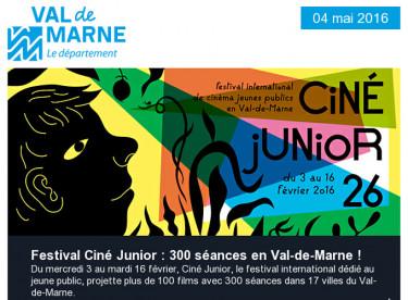 Ciné Junior / Gustave-Monod / Déplacements / JSE / Associations étudiantes