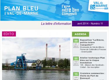 Plan bleu - L'eau, vecteur d'attractivité économique