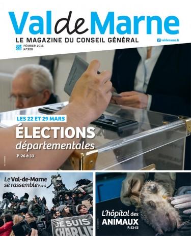 Couverture ValdeMarne Magazine n°320