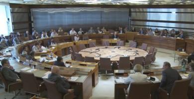 Suppression des départements : le Conseil général approuve le rapport de la mission et adopte un vœu contre sa disparition